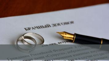 Как составить брачный договор или брачный контракт?
