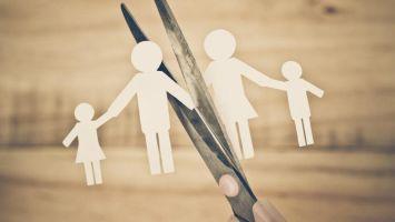 Как развестись, если есть дети?