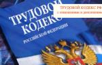 Трудовой кодекс РФ на 2020 год