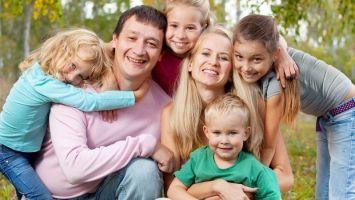 Льготы и выплаты многодетным семьям в 2018 году через МФЦ