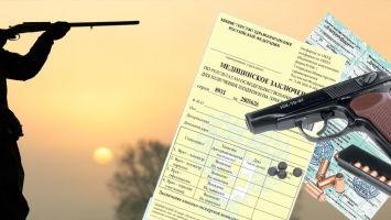 Разрешение на оружие: как продлить данный документ, пошаговое описание процесса