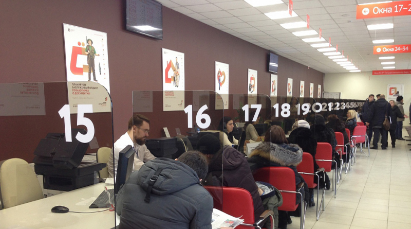 МФЦ в городе Астрахань улица Джона Рида адрес, телефоны, часы работы, отзывы