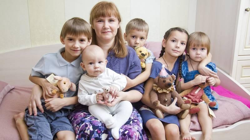 Пособие на детей как малоимущая семья 2018