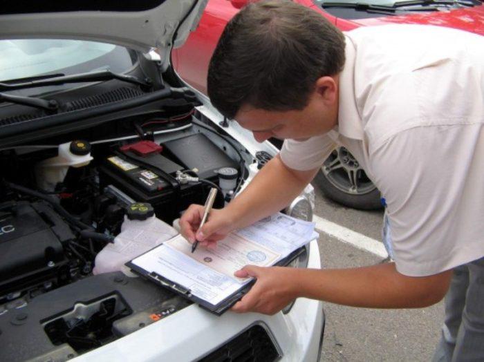 изменения в регистрации транспортных средств