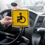 знак Инвалид на автомобиль