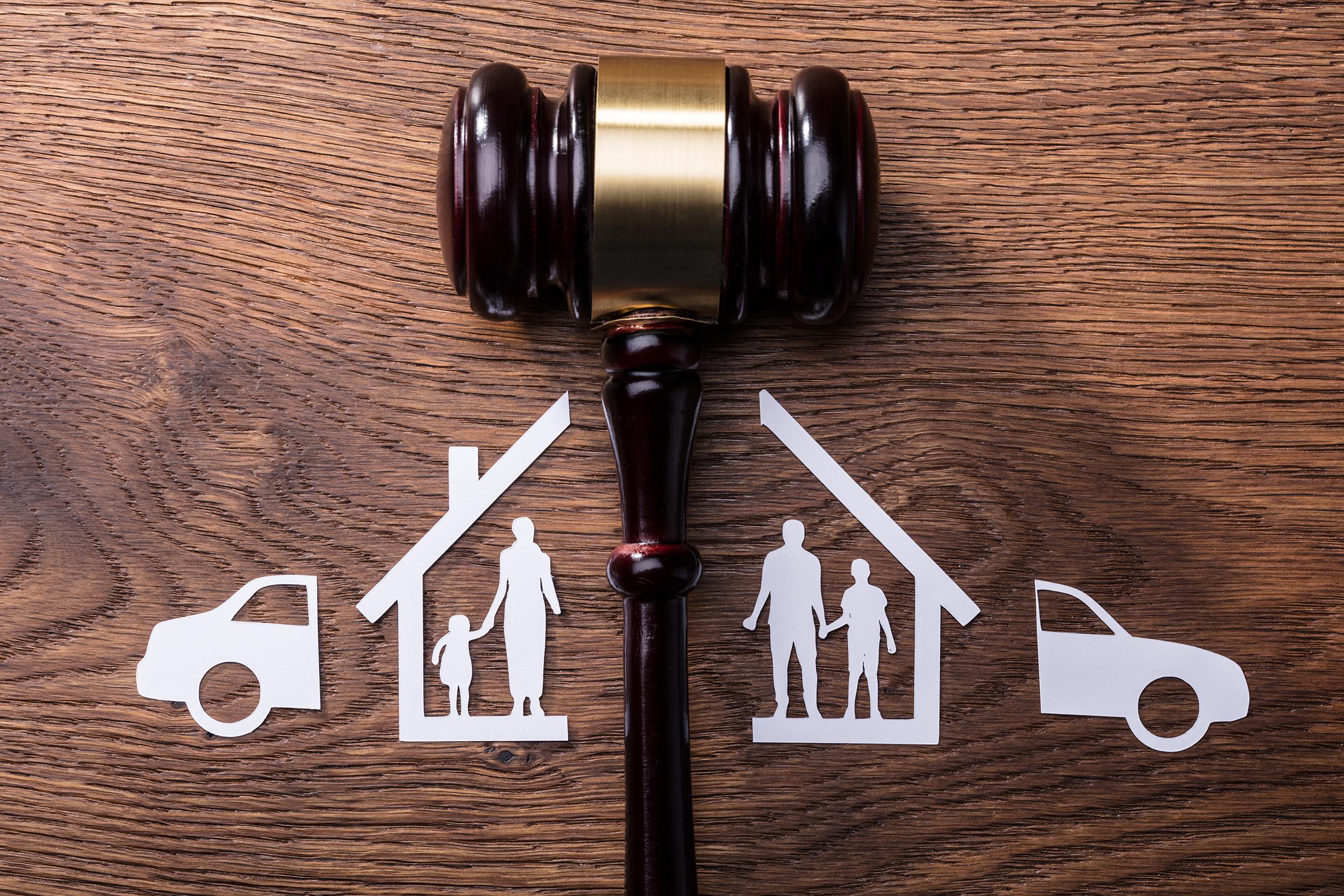 гражданский брак права на имущество