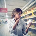 осмотр продукции в супермаркете