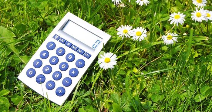 калькулятор с нулевым значением