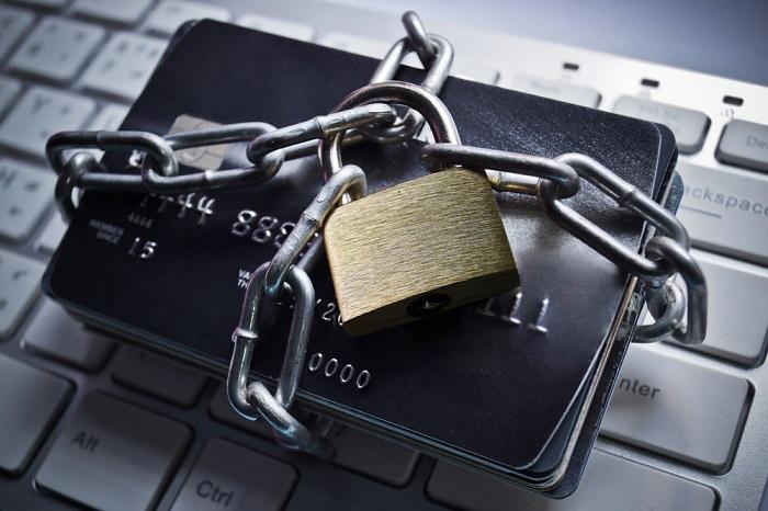 Арестованные кредитные карты