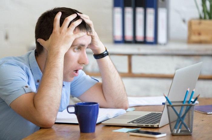 Трудности при работе с сайтом Госуслуги
