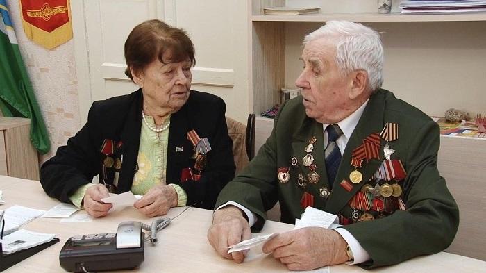 Участники ВОВ