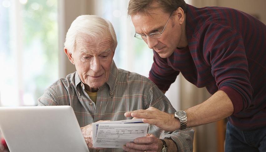 выписка для пенсионера